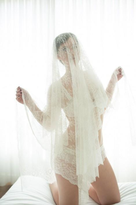 fotografia boudoir novias