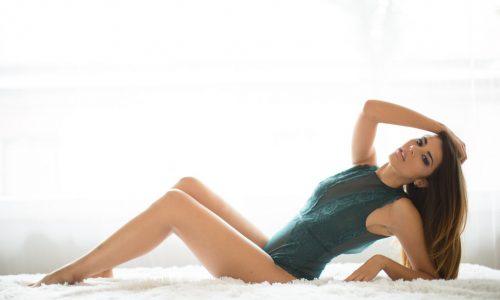 Fotografía boudoir femenina